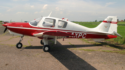 G-AXPC - Beagle B121 Pup - Private