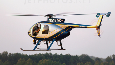 A picture of N5189K - MD Helicopters MD 500 - [0095E] - © Hans Grubb