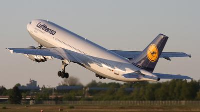 D-AIAI - Airbus A300B4-603 - Lufthansa