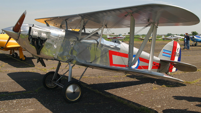 G-BZNW - Isaacs Fury II - Private