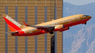 N761RR - Boeing 737-7H4 - Southwest Airlines