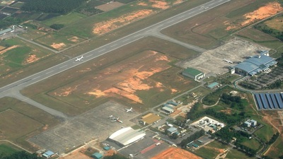 WMKJ - Airport - Airport Overview