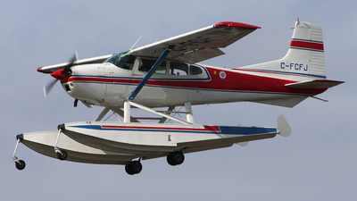 C-FCFJ - Cessna 185A Skywagon - Private