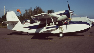 C-FNOX - Grumman G-44A Widgeon - Air Quasar