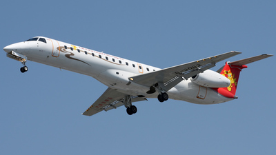 B-3082 - Embraer ERJ-145LI - Grand China Express