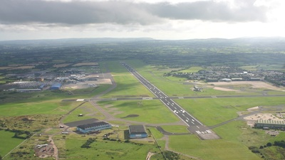 EGAA - Airport - Airport Overview