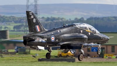 XX191 - British Aerospace Hawk T.1A - United Kingdom - Royal Air Force (RAF)