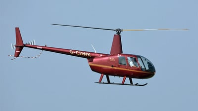 A picture of GCDWK - Robinson R44 Raven II - [11116] - © Phil Woods