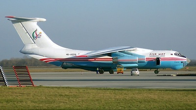 4K-AZ26 - Ilyushin IL-76 - Silk Way Airlines