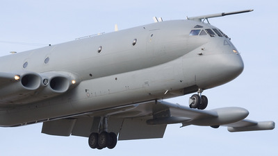 XV241 - British Aerospace Nimrod MR.2 - United Kingdom - Royal Air Force (RAF)