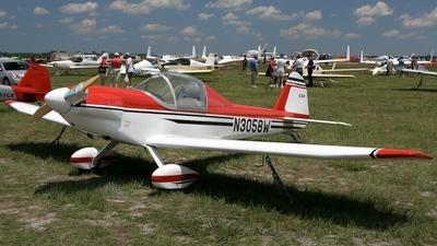 N3058W - Thatcher CX4 - Private