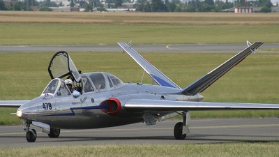 F-GKEI - Fouga CM-170 Magister - Untitled