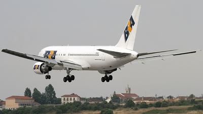 PR-BRV - Boeing 767-231(ER) - BRA Transportes Aéreos