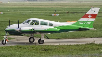 HB-LBM - Cessna 310 - Untitled