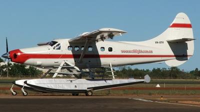 VH-OTV - De Havilland Canada DHC-3T Vazar Turbine Otter - Vazar