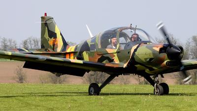 HA-TUJ - Scottish Aviation Sk61 Bulldog - Avia Rent