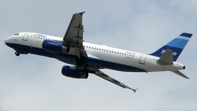 N517JB - Airbus A320-232 - jetBlue Airways