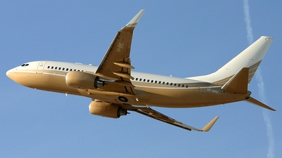 VP-BMC - Boeing 737-7CG(BBJ) - Ivanhoe Capital Aviation