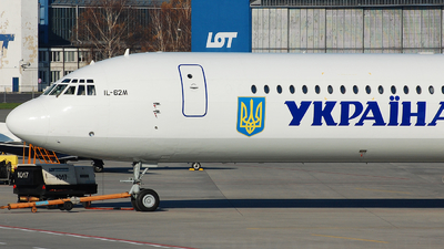 UR-86528 - Ilyushin IL-62M - Ukraine - Government