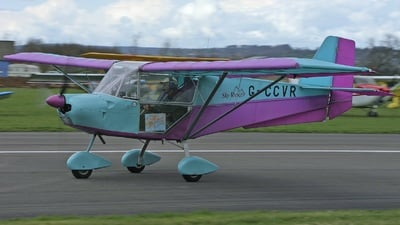 A picture of GCCVR - SkyRanger Swift 912(1) - [BMAA/HB/353] - © hjcurtis
