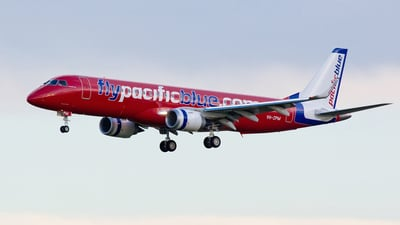 VH-ZPM - Embraer 190-100IGW - Pacific Blue Airlines