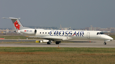 HB-JAS - Embraer ERJ-145LR - Swiss