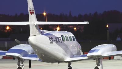 A picture of SPKKT - Cessna T303 Crusader - [T30300024] - © Bartosz Bujak