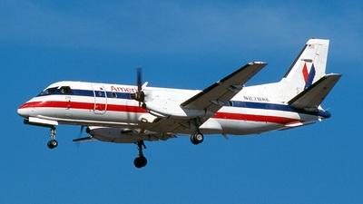 N278AE - Saab 340B - American Eagle
