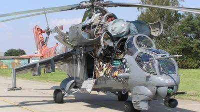 0705 - Mil Mi-24V Hind E - Czech Republic - Air Force