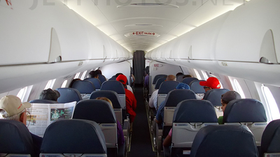 YV1111 - Bombardier CRJ-701 - Conviasa