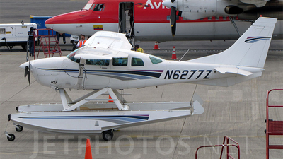 A picture of N6277Z - Cessna TU206G Turbo Stationair - [U20606211] - © Sebastián Correa