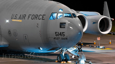05-5145 - Boeing C-17A Globemaster III - United States - US Air Force (USAF)