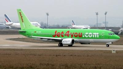 CN-RPB - Boeing 737-4B3 - Jet4you