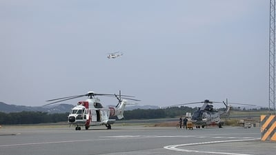 - Eurocopter AS 332L Super Puma - CHC Helicopters