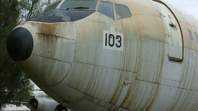 103 - Boeing 707-328 - Israel - Air Force