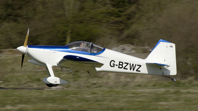 A picture of GBZWZ - Van's RV6 - [PFA 181A13419] - © Wallace Shackleton