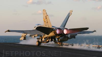 164675 - McDonnell Douglas F/A-18C Hornet - United States - US Navy (USN)