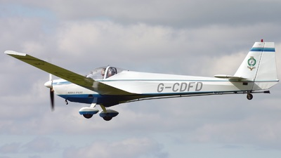 A picture of GCDFD - Scheibe SF25C Falke - [44705] - © hjcurtis