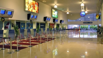 SBLO - Airport - Terminal