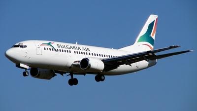 LZ-BOT - Boeing 737-322 - Bulgaria Air