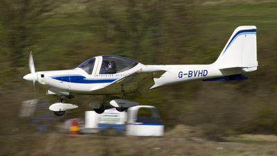 A picture of GBVHD - Grob G115D 2 - [82006] - © Wallace Shackleton