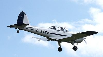 A picture of GBAVH - De Havilland Canada DHC1 Chipmunk - [C1/0841] - © Paul Chandler