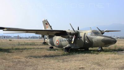 063 - Let L-410UVP Turbolet - Bulgaria - Air Force