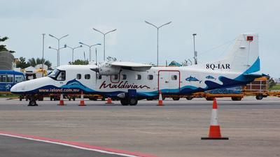 8Q-IAR - Dornier Do-228-212 - Maldivian