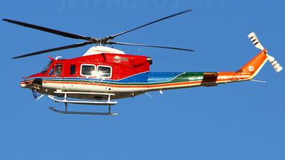 JA97NA - Bell 412EP - Japan - Nagano Prefecture