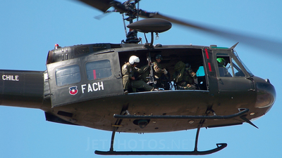 H-80 - Bell UH-1H Iroquois - Chile - Air Force