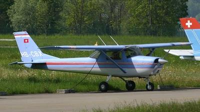 A picture of HBCBX - Cessna F150G - [0069] - © Matthew Taylor - contrails.co.uk