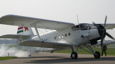 HA-ANI - PZL-Mielec An-2 - Netherlands - Air Force Historical Flight