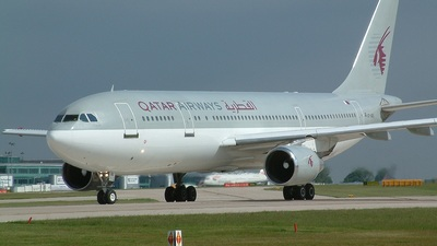 A7-ABX - Airbus A300B4-622R - Qatar Airways