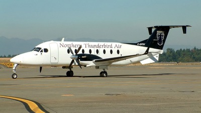 C-GFSV - Beech 1900D - Northern Thunderbird Air